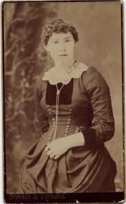Young Estella Gates
