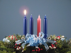 bigstock-Advent-Candle-3184147