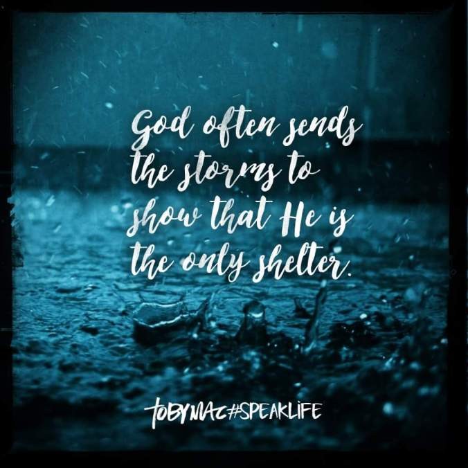 Keeping it Real through the Storm | Christina Rich
