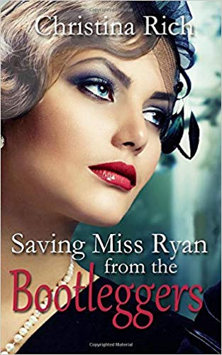 Saving Miss Tyan from the Bootleggers.